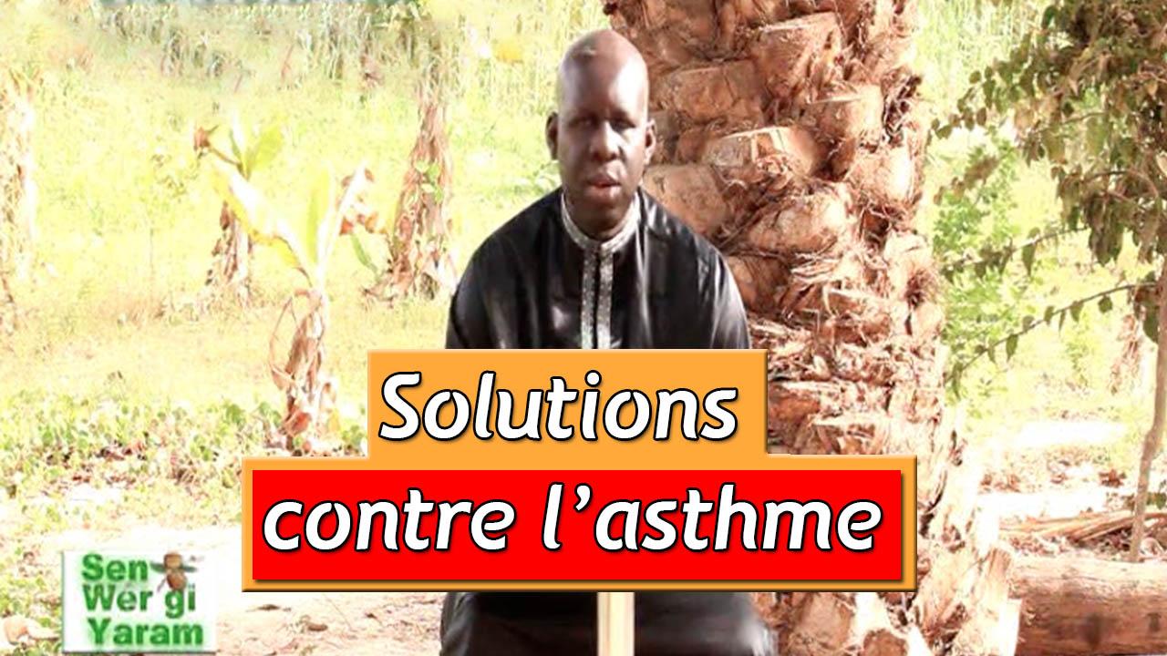 Des Solutions Contre L Asthme Sen Wergu Yaram Actunet